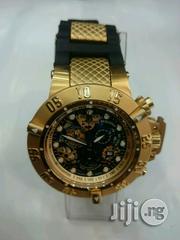 Original Invicta Titanium Chronograph Men's Watch   Watches for sale in Lagos State, Lagos Island