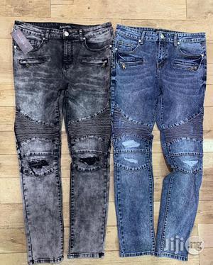Balmain, Gucci, Amiri Denim Jeans (Super Rugged) | Clothing for sale in Lagos State, Lagos Island (Eko)