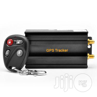 Vehicle Tracking System-gps/SMS/GPRS