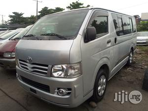 Toyota HiAce 2007 Silver | Buses & Microbuses for sale in Lagos State, Apapa