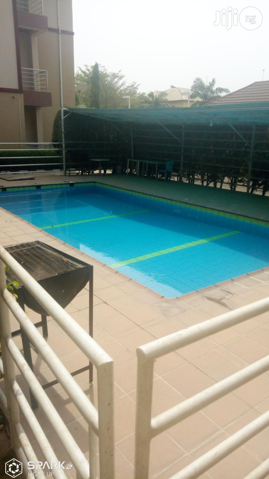 Serviced And Furnished 2bedroom Flat 24/7 Light With Swimming Pool | Houses & Apartments For Rent for sale in Jabi, Abuja (FCT) State, Nigeria