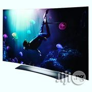 """New 2018 LG C6 Oled 4K Uhd Curved TV 55"""" 