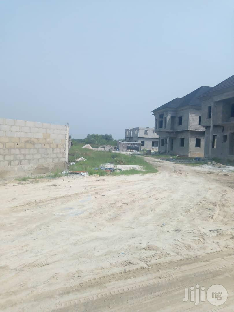 Residential Land at Abijo for Sale.