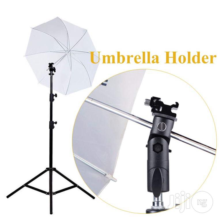 Camera Flash Speedlite Mount Flash Stand Shoe | Accessories & Supplies for Electronics for sale in Ikeja, Lagos State, Nigeria