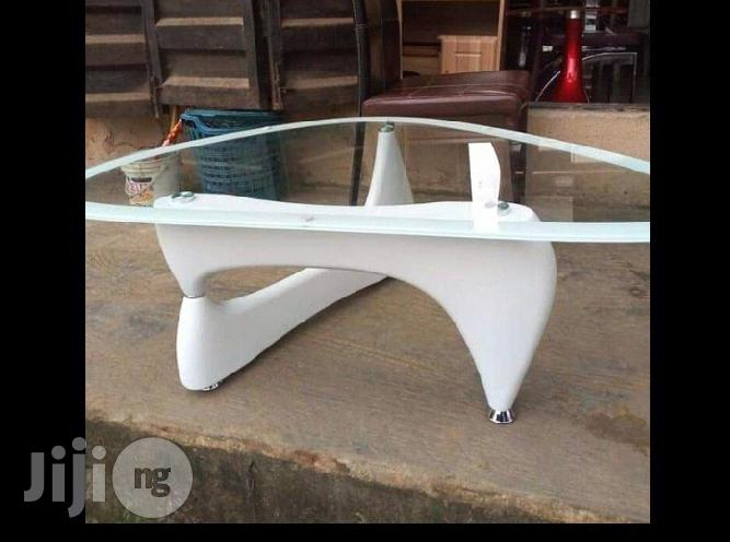 Luxury Design Glass Top Table