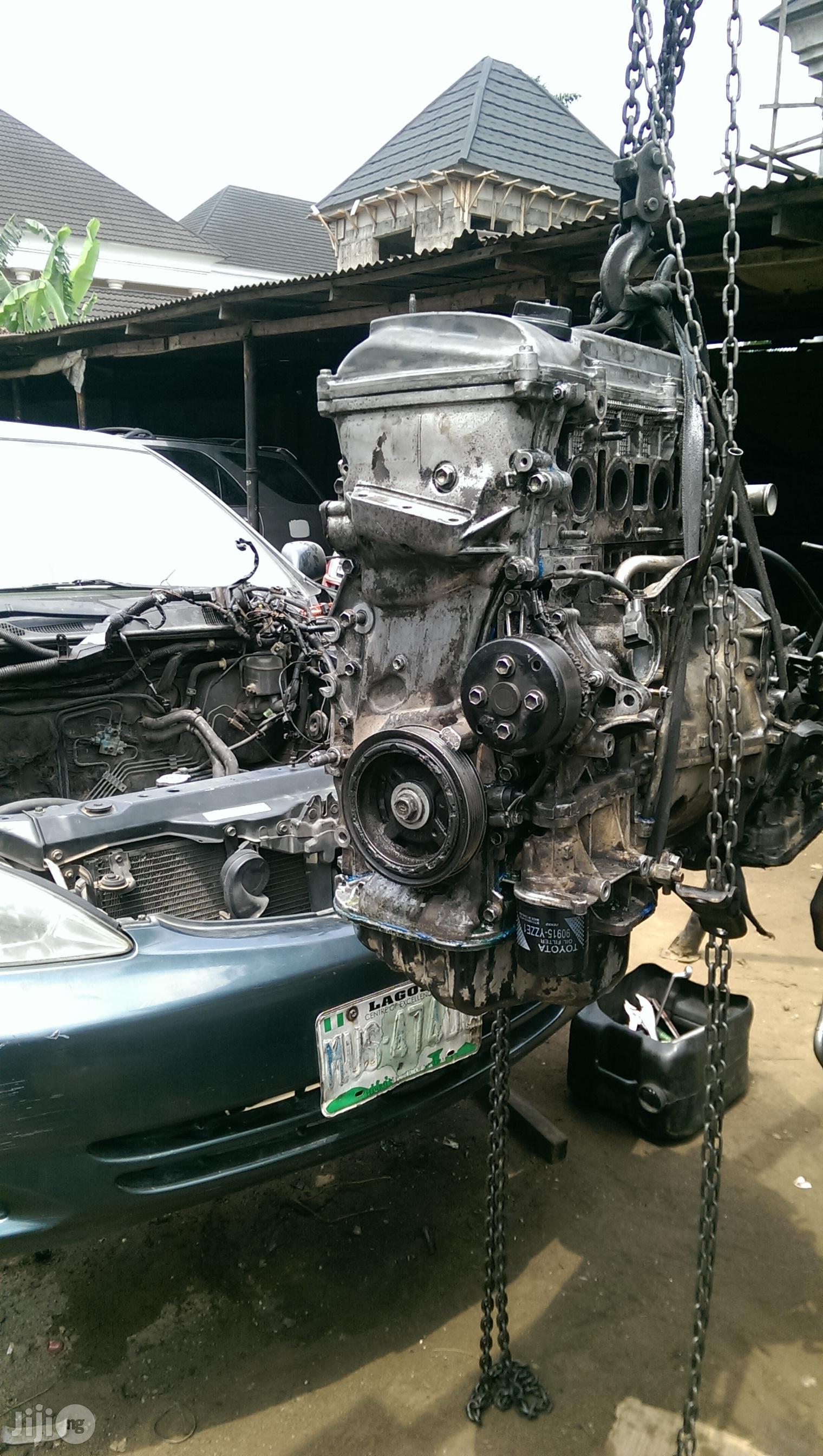 Auto Mobile Mechanic