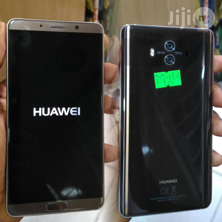 Huawei Mate 10 64 GB Gray | Mobile Phones for sale in Ikeja, Lagos State, Nigeria