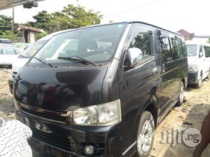 Toyota HiAce 2009 Black | Buses & Microbuses for sale in Lagos State, Apapa