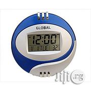 Mini Digital Wall Clock - Global Brand | Home Accessories for sale in Lagos State, Lagos Island