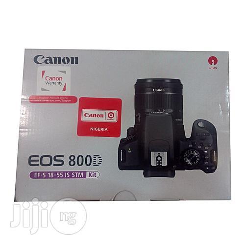 Canon 800D Canon Camera 18-55mm Lens