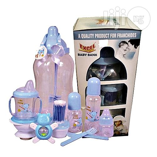 Baby Feeding Bottle Set - Baby Bank | Baby & Child Care for sale in Lagos Island (Eko), Lagos State, Nigeria