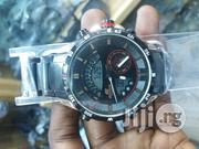 Edifice Casio Digital/Analog Wrist Watch | Watches for sale in Lagos State, Lagos Island