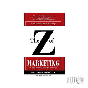 The Z Of Marketing   Books & Games for sale in Lagos State, Oshodi