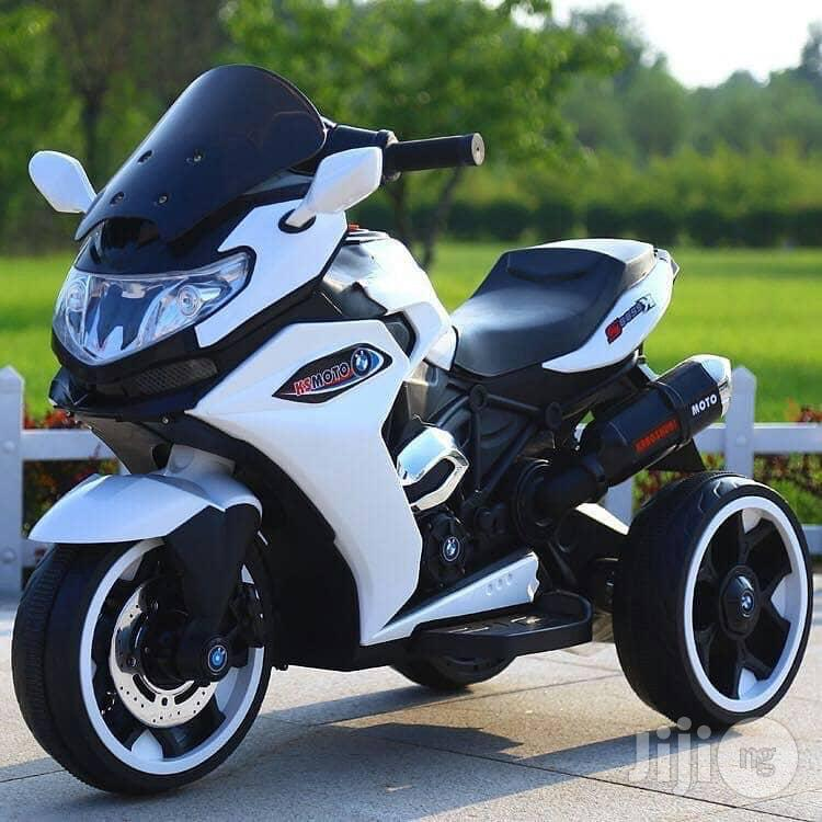 Ks Motto BMW Power Bike for Kids in Lagos State - Toys, Kiddies Direct | Jiji.ng for sale in Lagos | Buy Toys from Kiddies Direct on Jiji.ng