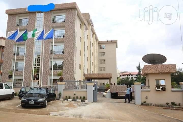 Functional Hotel At Garki, Abuja For Sale