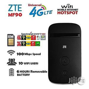 ZTE 3G/4G LTE Mobile Internet Wifi Hotspot For Swift | Networking Products for sale in Lagos State, Ikeja