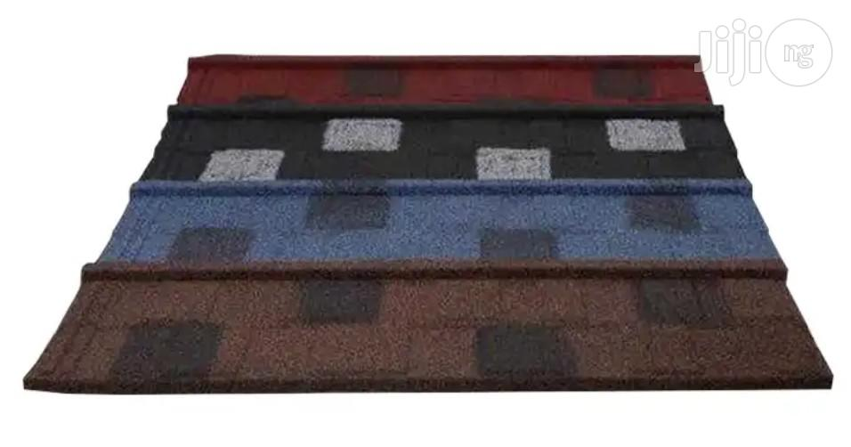 Shingle Stone Coated Roofing Tiles | Building & Trades Services for sale in Ikeja, Lagos State, Nigeria