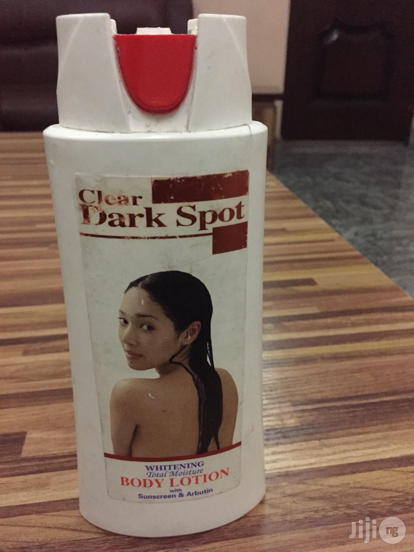 Clear Dark Spot