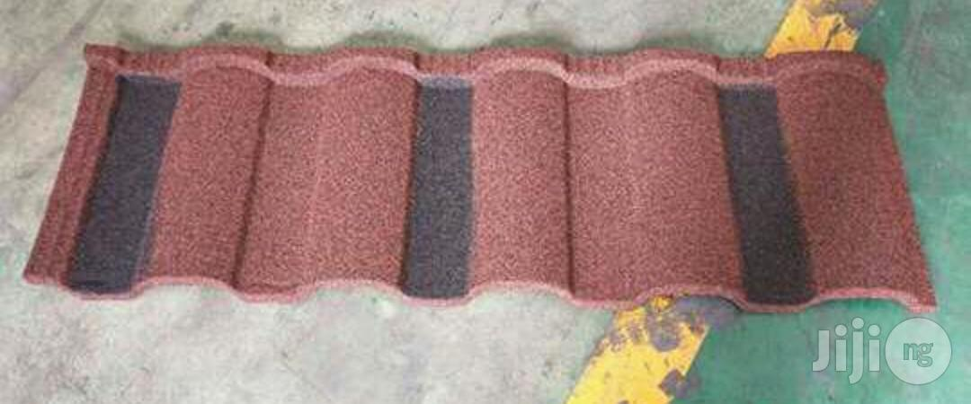 Archive: Roman Stone Coated Roofing Tiles