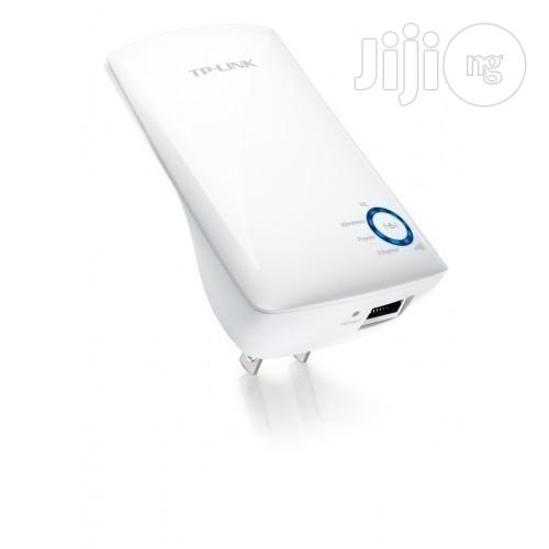 Archive: Tp-link Range Extender Wireless Signal TL-WA850RE N 300mbps