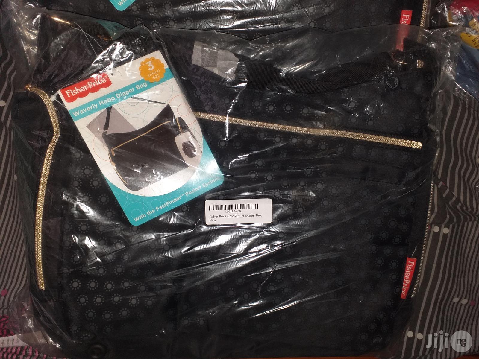 Fisher Price Waverly Hobo Diaper Bag