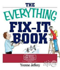 The Everything Fix-it Book   Books & Games for sale in Rivers State, Port-Harcourt