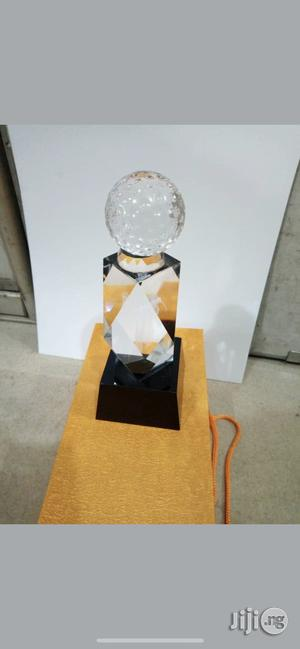 Crystal Award Plaque   Arts & Crafts for sale in Lagos State, Agboyi/Ketu