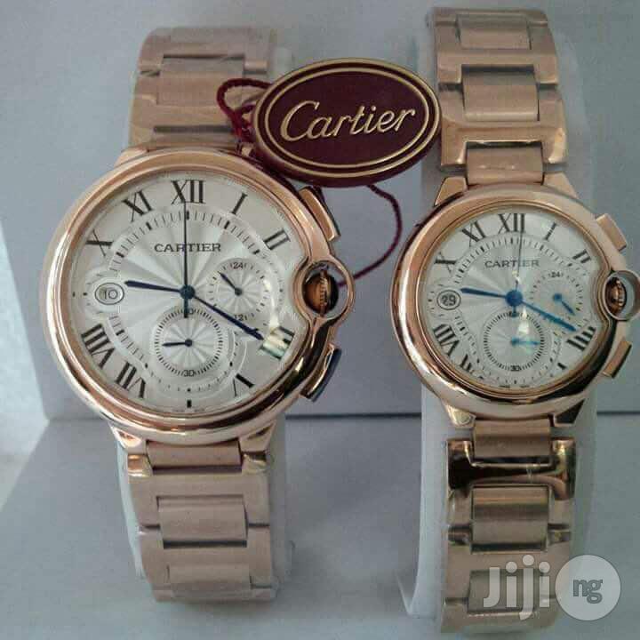 Cartier Wrist Watch.