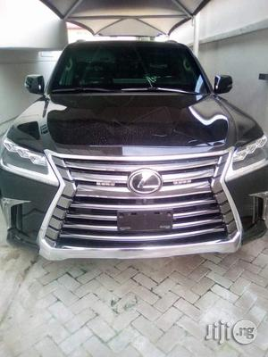 New Lexus LX 2019 Black | Cars for sale in Abuja (FCT) State, Central Business District