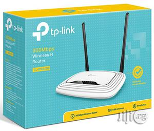 300mbps Wireless N Router TL-WR841N | Networking Products for sale in Lagos State, Ikeja