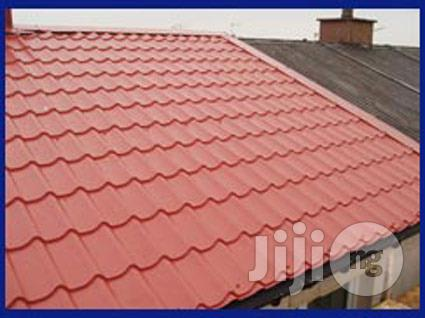 High-class Zinc Coated Metal Corrugated Metal Roof Sheet | Building Materials for sale in Lafia, Nasarawa State, Nigeria