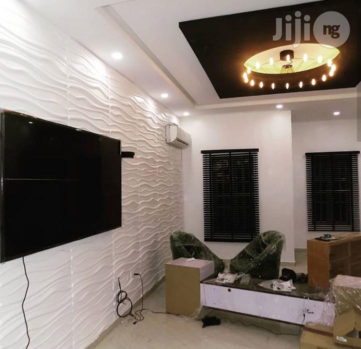 3d Fibre Wallpanel | Building & Trades Services for sale in Ikoyi, Lagos State, Nigeria
