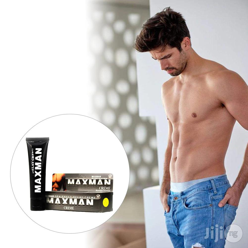 Penis Enlargement, Delay And Strong Erection Cream | Sexual Wellness for sale in Surulere, Lagos State, Nigeria