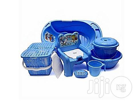 4-layer Plastic Storage Baby Wardrobe - Multi