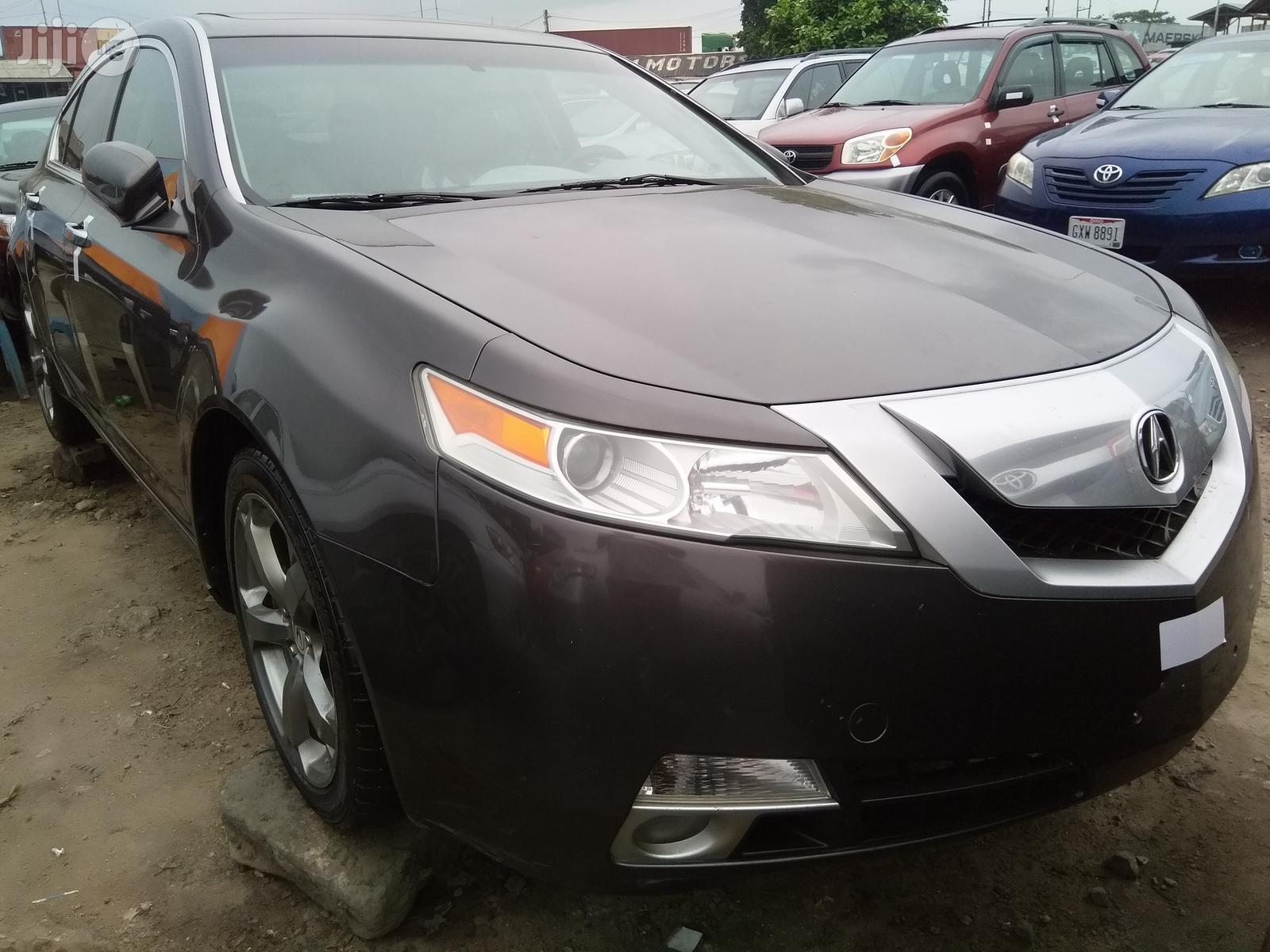 Archive Acura Tl 2011 Black In Ajah Cars Obj Automobile Gmi Jiji Ng