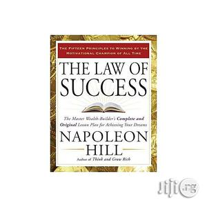 The Law of Success by Napoleon Hill   Books & Games for sale in Lagos State, Oshodi