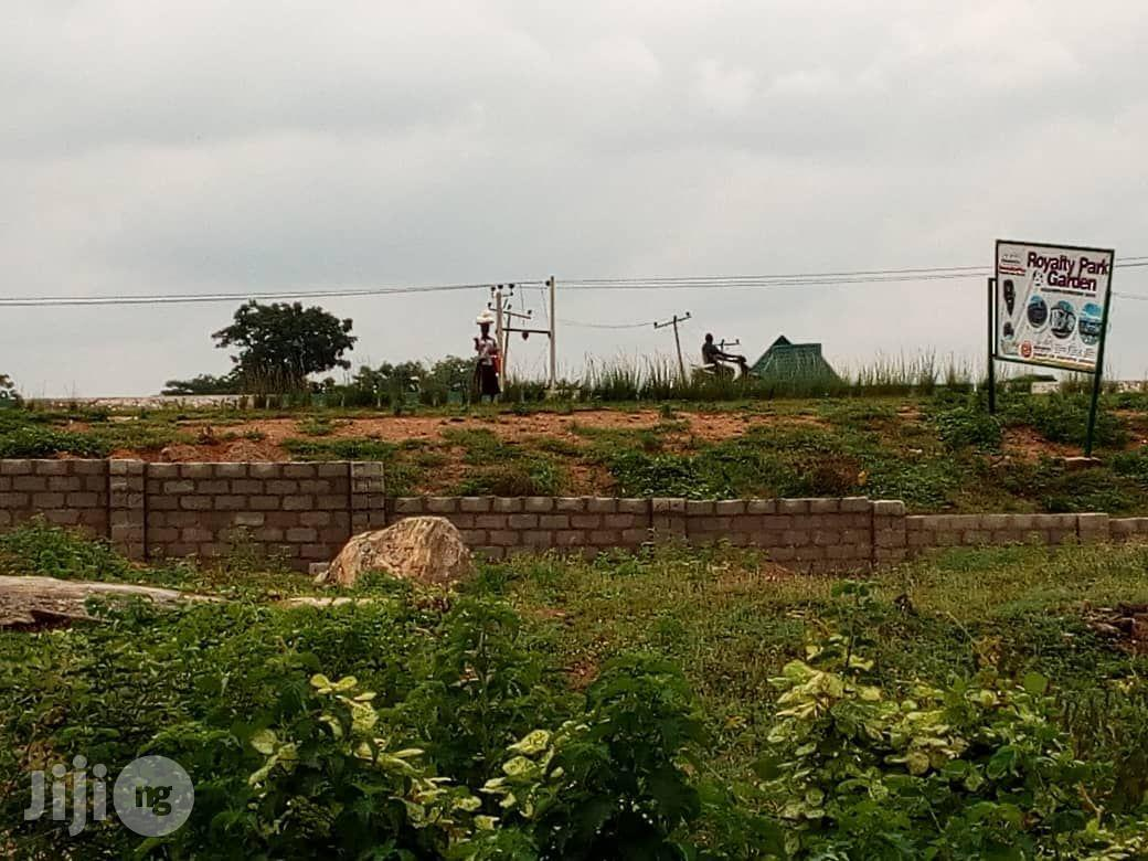Plots of Land for Sale at Royalty Park and Garden in Mararaba Abuja | Land & Plots For Sale for sale in Karu, Abuja (FCT) State, Nigeria