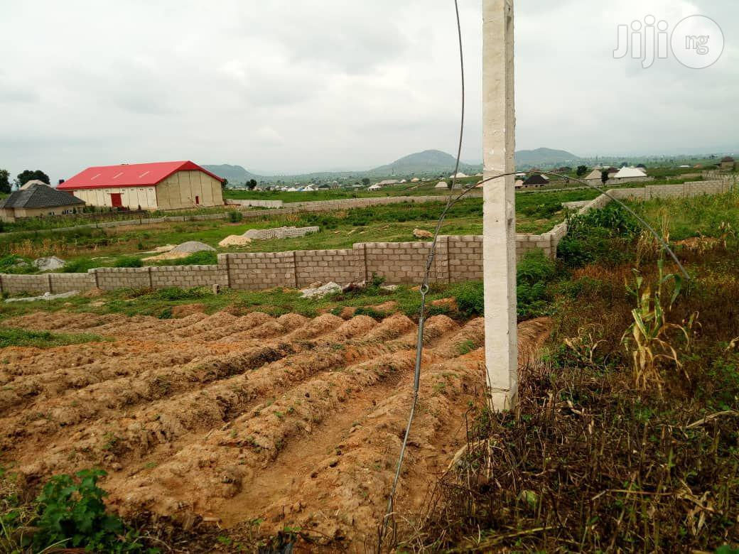 Plots of Land for Sale at Royalty Park and Garden in Mararaba Abuja