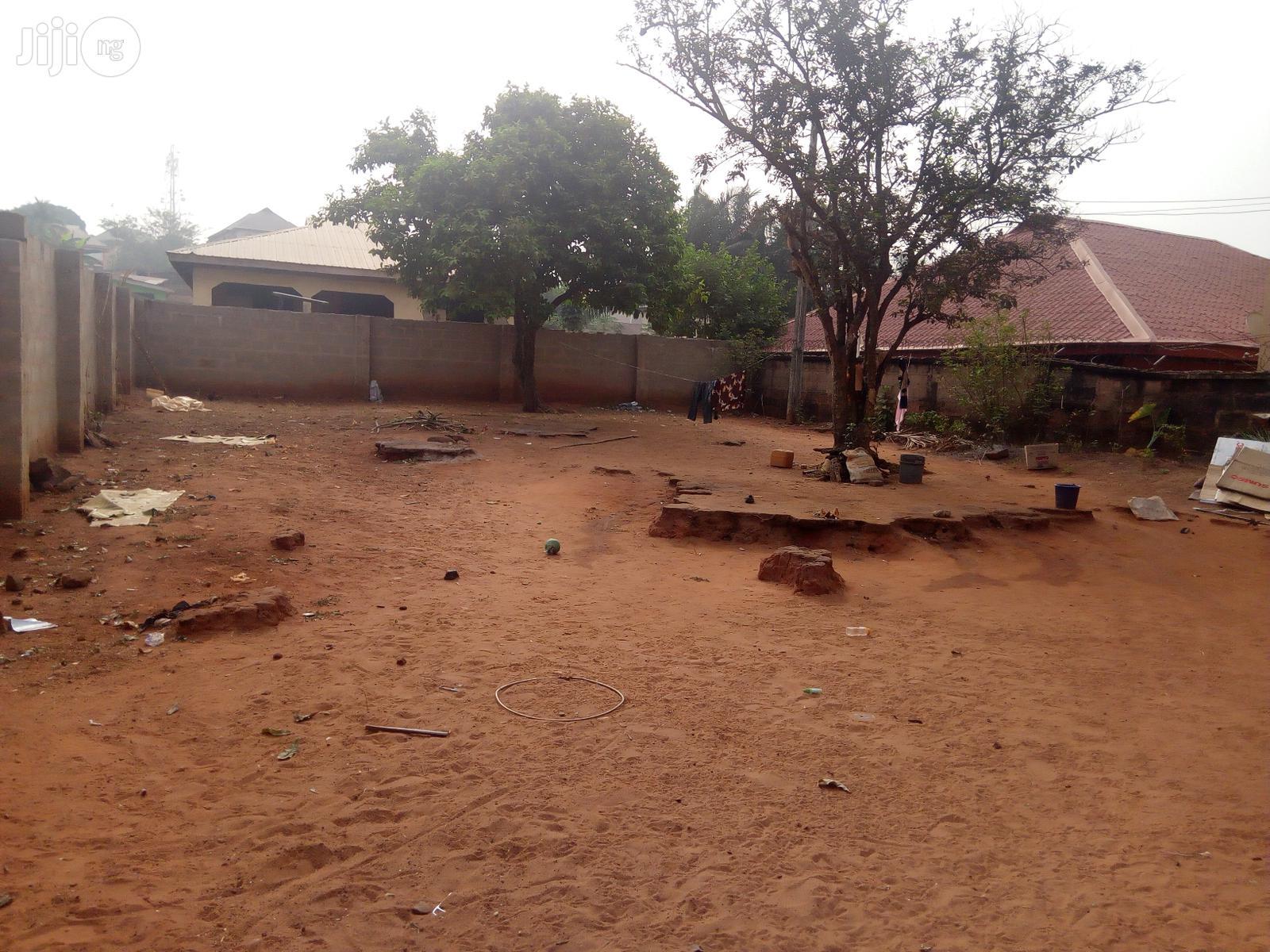 6 Plots of Land for Sale Along Ezenwayi Road