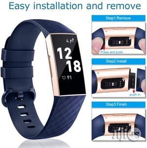 USA Humenn Bands Compatible For Fitbit Charge 3,Classic & Special | Smart Watches & Trackers for sale in Lagos State, Alimosho