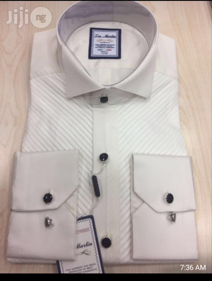 Turkish T.M Martin Men's Shirts