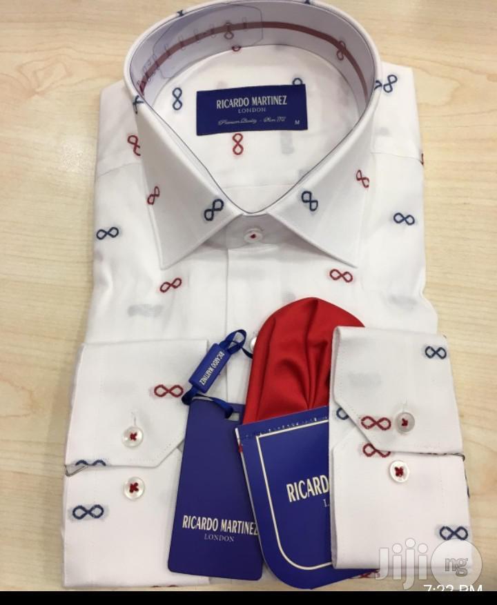 Turkish T.M Martin Men's Shirts | Clothing for sale in Lagos Island, Lagos State, Nigeria
