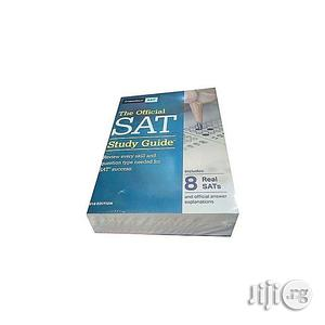 The Official SAT Study Guide 2018 Edition By College Board | Books & Games for sale in Lagos State, Oshodi