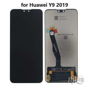 Huawei Y9 (2019) LCD Screen and Digitizer Full Assembly | Accessories for Mobile Phones & Tablets for sale in Lagos State, Ikeja