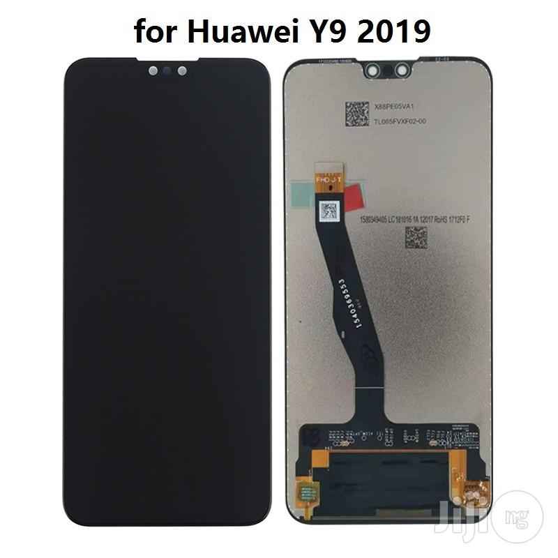 Huawei Y9 (2019) LCD Screen and Digitizer Full Assembly