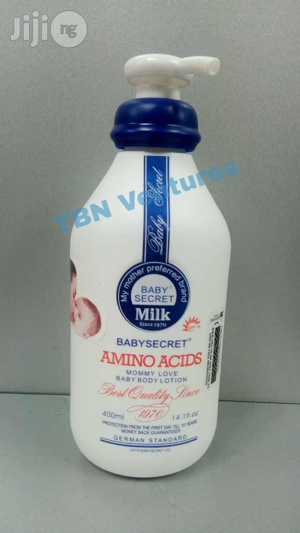 Baby Secret Amino Acids Baby Body Lotion