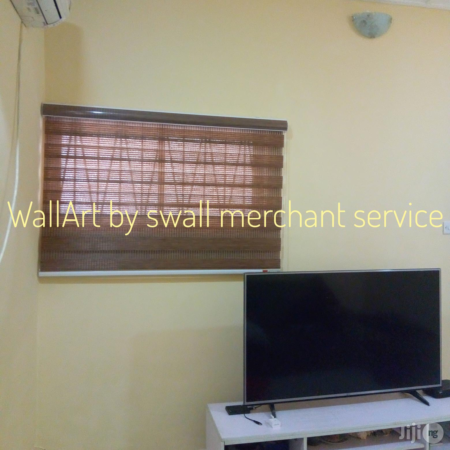 Sales And Installation Service Of Window Blinds 3d Wall Panels And Wallpapers