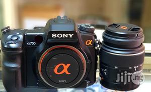 Sony DSLR Camera Alpha A700 With 18-55mm Lens | Photo & Video Cameras for sale in Lagos State, Ikeja