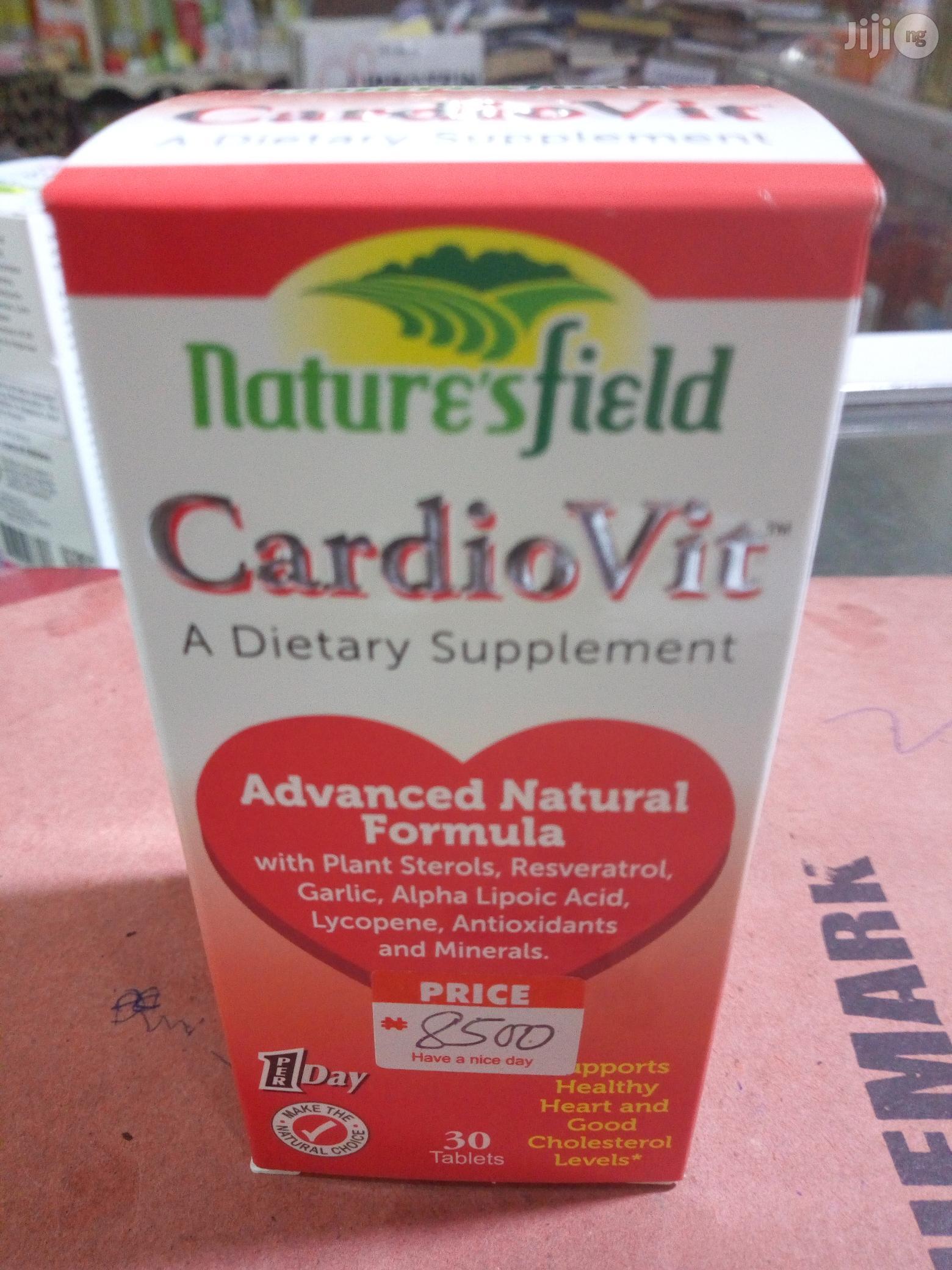 Cardiovit Capsule.