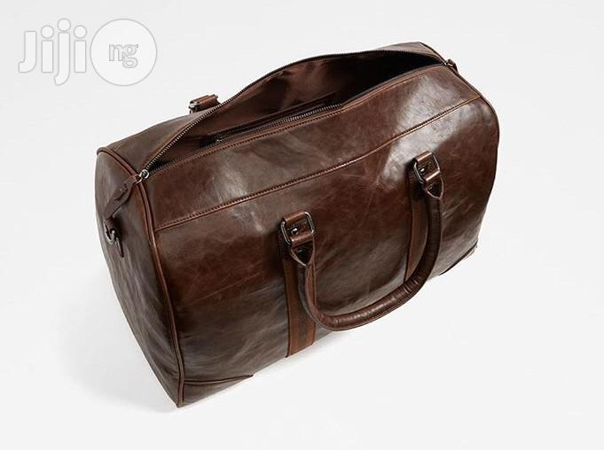 Original Leather Traveling Bag